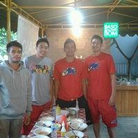 Photo taken at Baso Malang BoM by Iwan W. on 7/2/2013