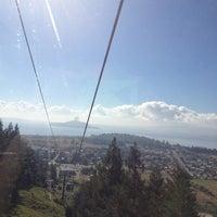 Photo taken at Skyline Rotorua Gondola by Kim M. on 3/26/2013