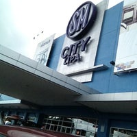 Photo taken at SM City Lipa by Mitch S. on 2/24/2013