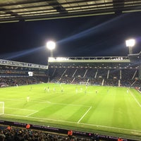 Photo taken at The Hawthorns by Paul M. on 2/4/2016