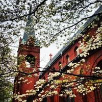 Photo taken at Saint Marks Episcopal Church by Greg on 4/25/2015
