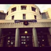 Photo taken at EB Williams Law Library, Georgetown Law by Ariel L. on 12/9/2012