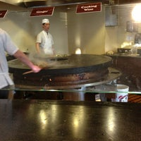 Photo taken at Sizzling Fresh Mongolian BBQ by Toni R. on 3/24/2013