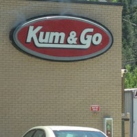 Photo taken at Kum & Go by MorrGeorge on 6/27/2013