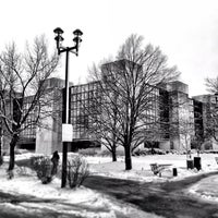 Photo taken at Kansas State University by Michael E. on 1/30/2013