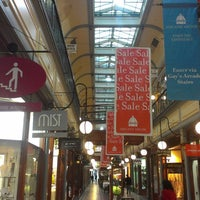 Photo taken at Adelaide Arcade by Jayadith C. on 6/23/2013