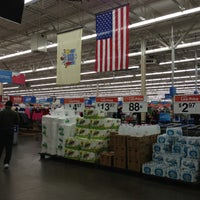 Photo taken at Walmart by François S. on 12/26/2012