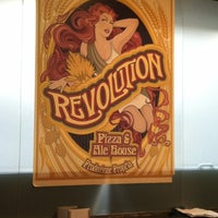 Photo taken at Revolution Pizza And Ale House by Tim G. on 11/18/2012