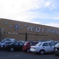 Photo taken at Plaza Dorada by Oliver M. on 9/18/2012