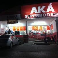 Photo taken at AKA Super Bodega by PcSita M. on 12/27/2012