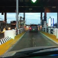 Photo taken at Caseta De Cobro Puente Tampico by PcSita M. on 2/14/2013