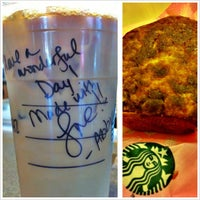 Photo taken at Starbucks by Teekz T. on 4/26/2013