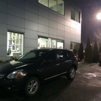 Photo taken at Walser Nissan by Andy L. on 1/28/2015