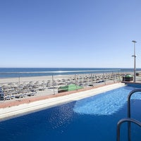 Photo taken at Playasol Spa Hotel 4* by Playa Senator Hoteles on 10/31/2013
