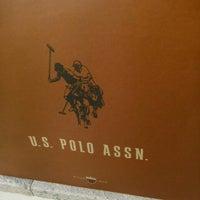 Photo taken at U.S. Polo Assn. by Şiyar Ş. on 11/8/2015