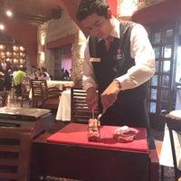Photo taken at El Caserío Restaurante Bar by Jaime V. on 6/21/2015