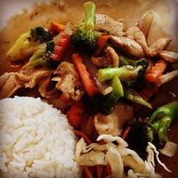 Photo taken at Mukda Thai Cuisine by KzN  . on 8/28/2013
