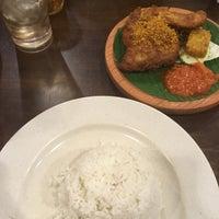 Photo taken at Restoran Ayam Penyet- AP by Fan on 10/25/2016