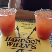 Photo taken at Harpoon Willy's by Bill P. on 9/7/2015