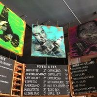 Photo taken at Vinyl Coffee & Wine Bar by Franziska P. on 5/24/2013