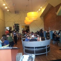 Photo taken at Snooze by Roy B. on 11/25/2012