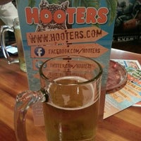 Photo taken at Hooters by Martin G. on 12/7/2012