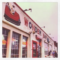 Photo taken at Wonder Bar by Roberto N. on 7/1/2013