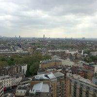 Photo taken at Holiday Inn London - Kensington Forum by Rodrigo Z. on 5/18/2013