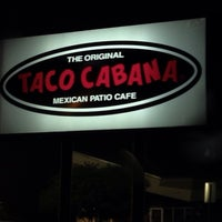 Photo taken at Taco Cabana by Melissa T. on 4/18/2014