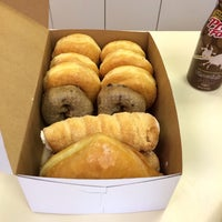 Photo taken at Great American Donut Shop by William K. on 1/25/2014
