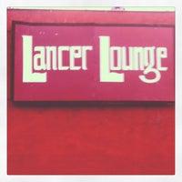 Photo taken at Lancer Lounge by Zach K. on 10/9/2012