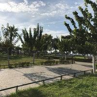 Photo taken at Πάρκο Αλίμου by Lambros G. on 10/23/2016
