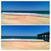 Photo taken at St. Augustine Pier by Pete M. on 5/15/2013