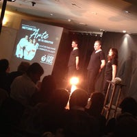 Photo taken at Café Teatro Arenal by Mari trini G. on 4/13/2013