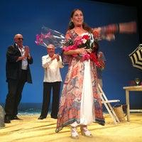 Photo taken at Teatro Maravillas by Mari trini G. on 9/18/2012