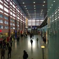 Das Foto wurde bei Innsbruck Hauptbahnhof von Christian P. am 1/15/2013 aufgenommen