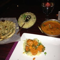 Photo taken at India Palace by Randall W. on 11/28/2012