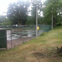 Photo taken at Memorial Park Playground by Neal H. on 8/12/2014