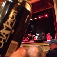 Photo taken at The Lyric Theatre by Huck's B. on 3/19/2015