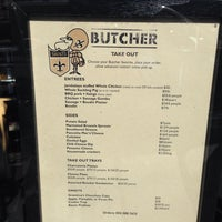 Photo taken at Cochon Butcher by Sarah D. on 1/21/2014
