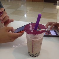 Photo taken at Chatime by Reza Y. on 5/3/2016