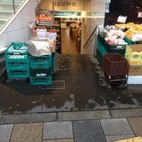 Photo taken at AZUMA24 青山店 by Nijntje on 10/24/2013