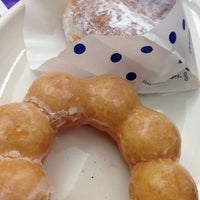 Photo taken at Mister Donut by Nijntje on 7/28/2014