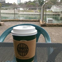 Photo taken at Tully's Coffee by きっちゃん。 @. on 1/9/2016