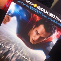 Photo taken at Autonation IMAX 3D Theater by Shay W. on 6/13/2013
