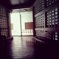 Photo taken at Gokongwei Hall by Paul G. on 3/9/2013