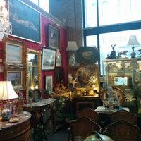 Photo taken at vintage bank antiques by David C. on 3/29/2014