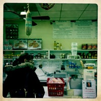 Photo taken at Vace Italian Delicatessen & Homemade Pasta by James C. on 1/26/2013
