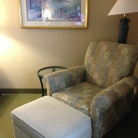 Photo taken at Hilton Garden Inn by Julie K. on 2/24/2013
