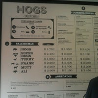 Photo taken at Hogs by Elizabeth R. on 10/8/2012